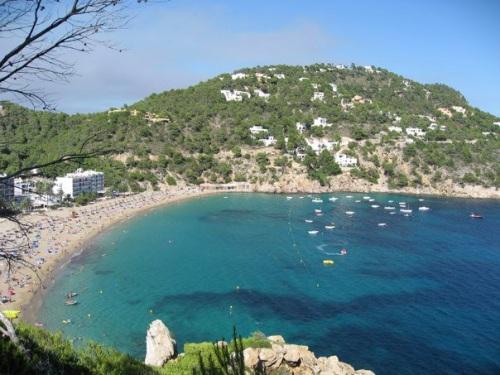 Cala de San Vicente Ibiza