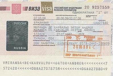 Suprime visado a Rusia para los Ecuatorianos