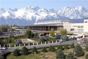 Aeropuerto de Manas Bishkek